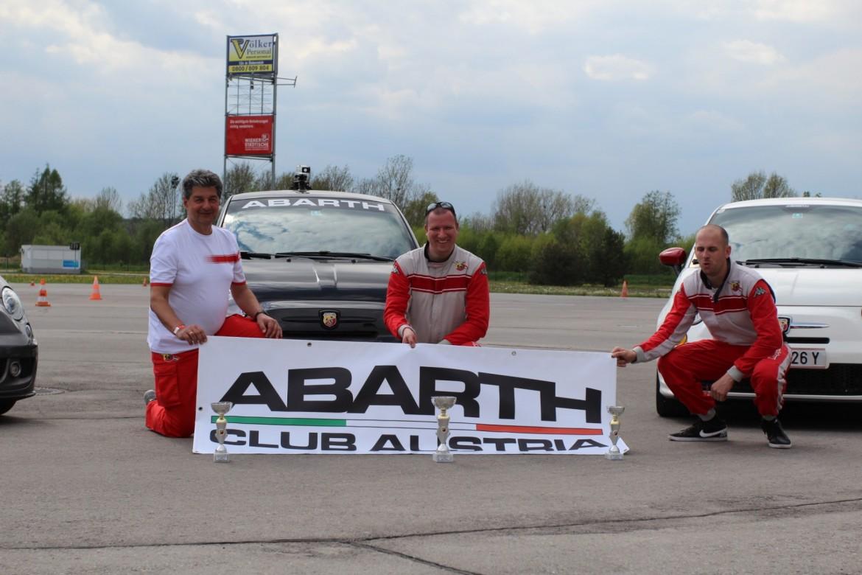 Abarth Treffen 2015