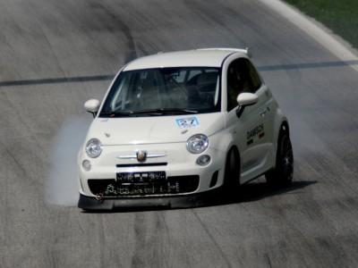 Scuderia Damisch / Abarth 695 Assetto Corse