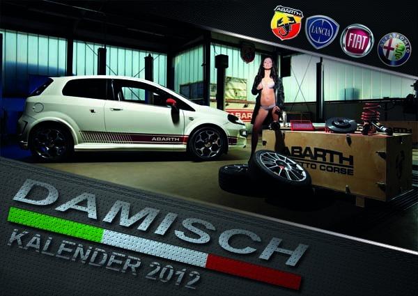 Damisch Kalender 2012