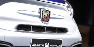 Abarth 695 Rivale 175th Anniversary
