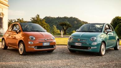 Der Fiat 500 Anniversario