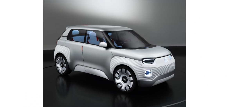 """Fiat Concept Centoventi: die """"demokratische"""" Antwort auf Elektromobilität"""