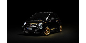 Abarth 595 Scorpionenero und Abarth 595 Monster Energy