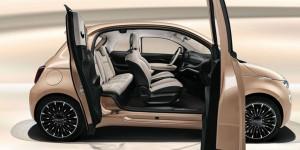 Neuer Fiat 500 3+1
