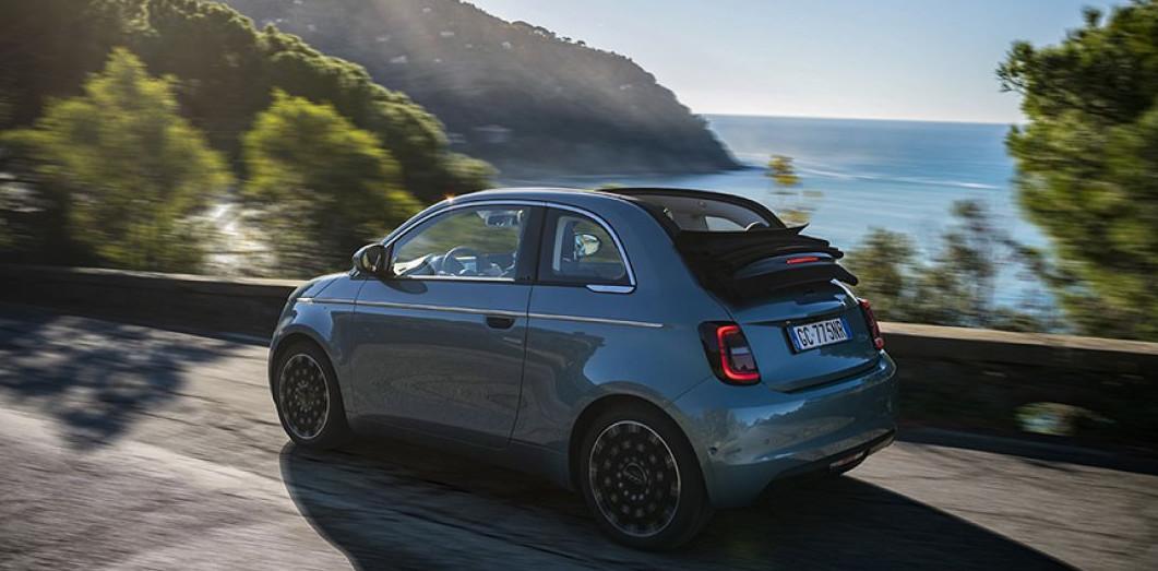 Wie erhöhe ich die Reichweite meines Fiat 500 Elektro?
